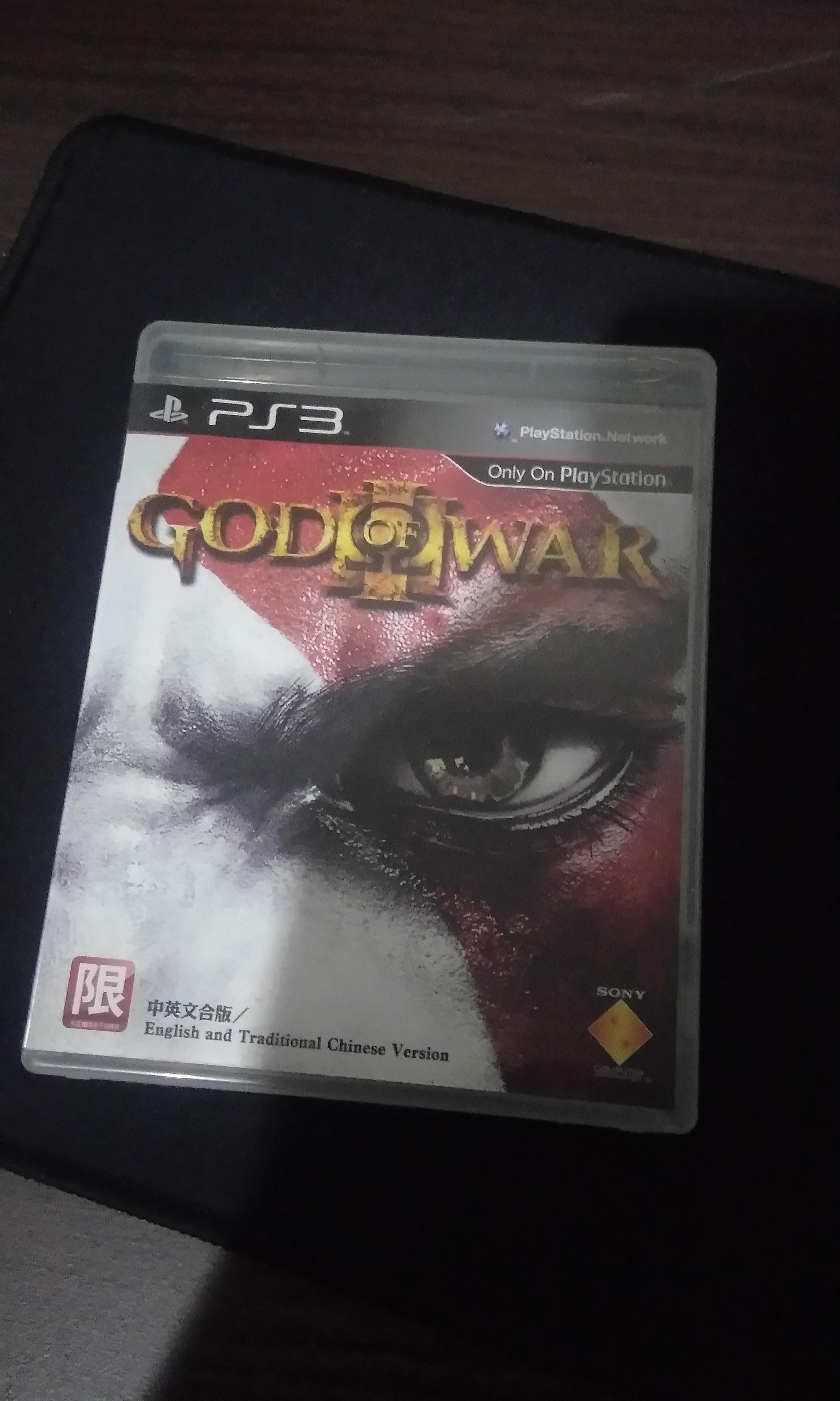 BD PS 3 GOD OF WAR 3