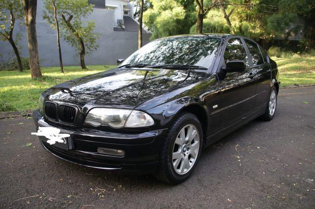 BMW E46 M43 318i 2001
