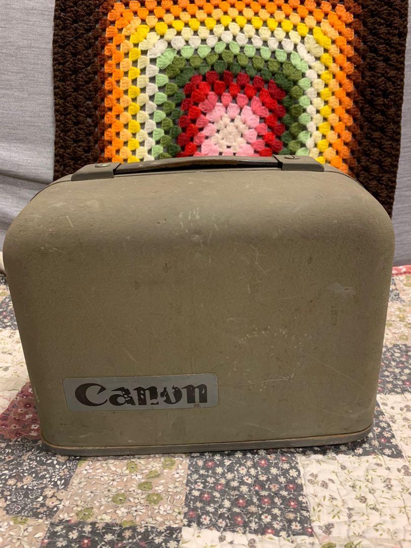 古董Canon P-8  8mm放映機