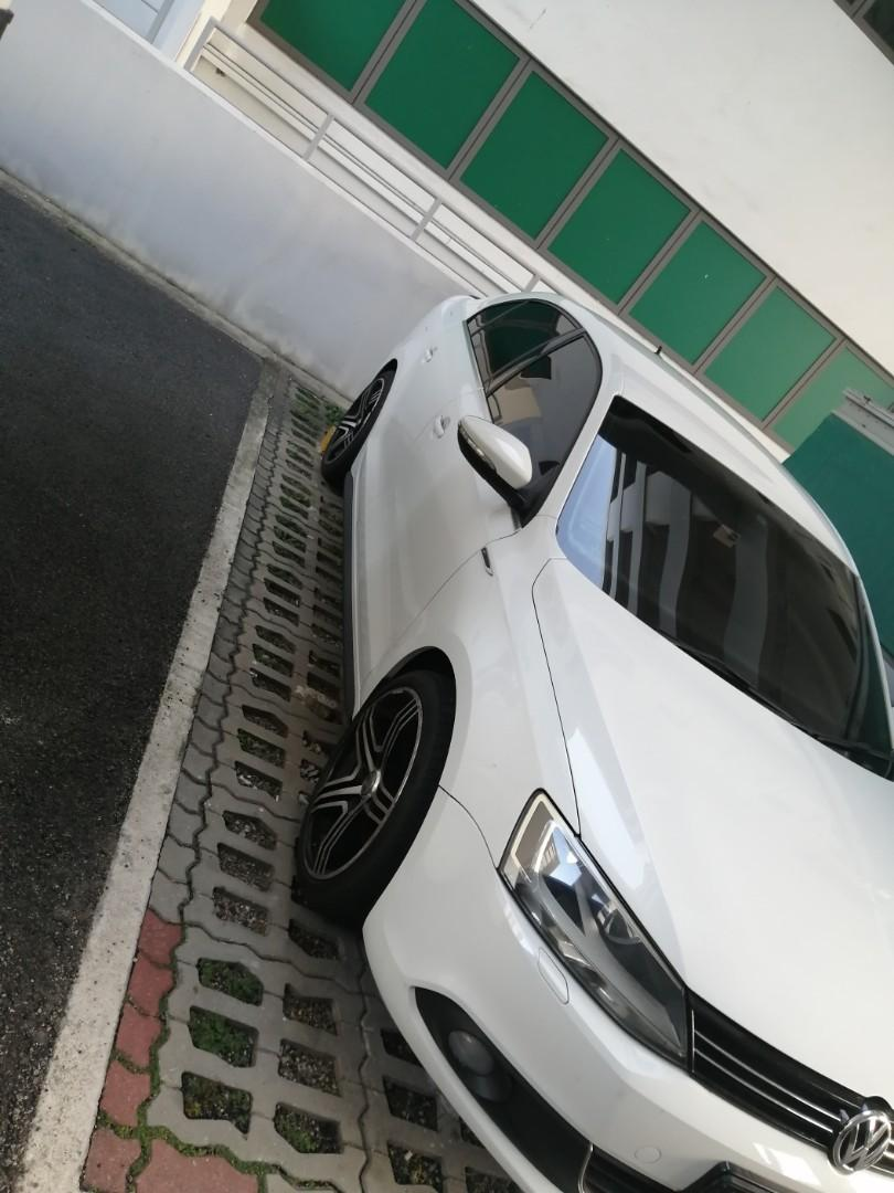 Jetta For Rent