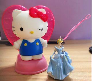 Hello Kitty & 灰姑娘 (不分售)