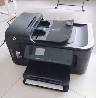 HP6500A多功印表機 #618