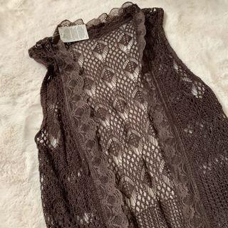 Lace Top (outer)