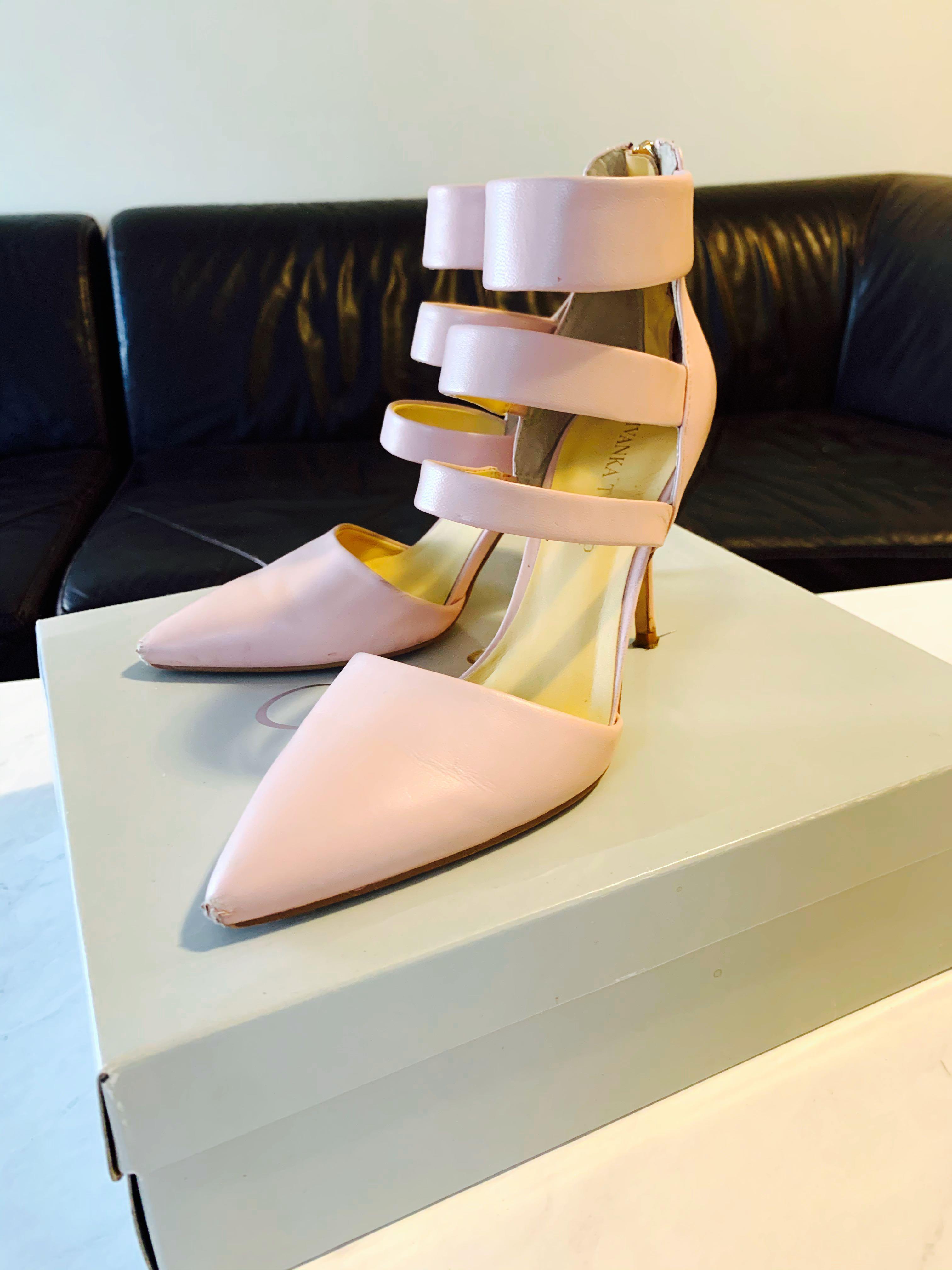 Light Pink - size 7 heels