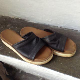 Marks and Spencer flatform sandals