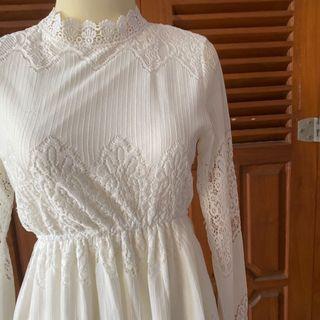 Maxi/midi hotel del luna inspired dress