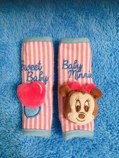 Minnie米妮嬰兒推車把手套