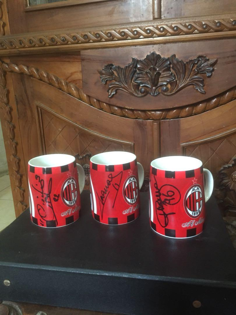 Mug Custom ac Milan
