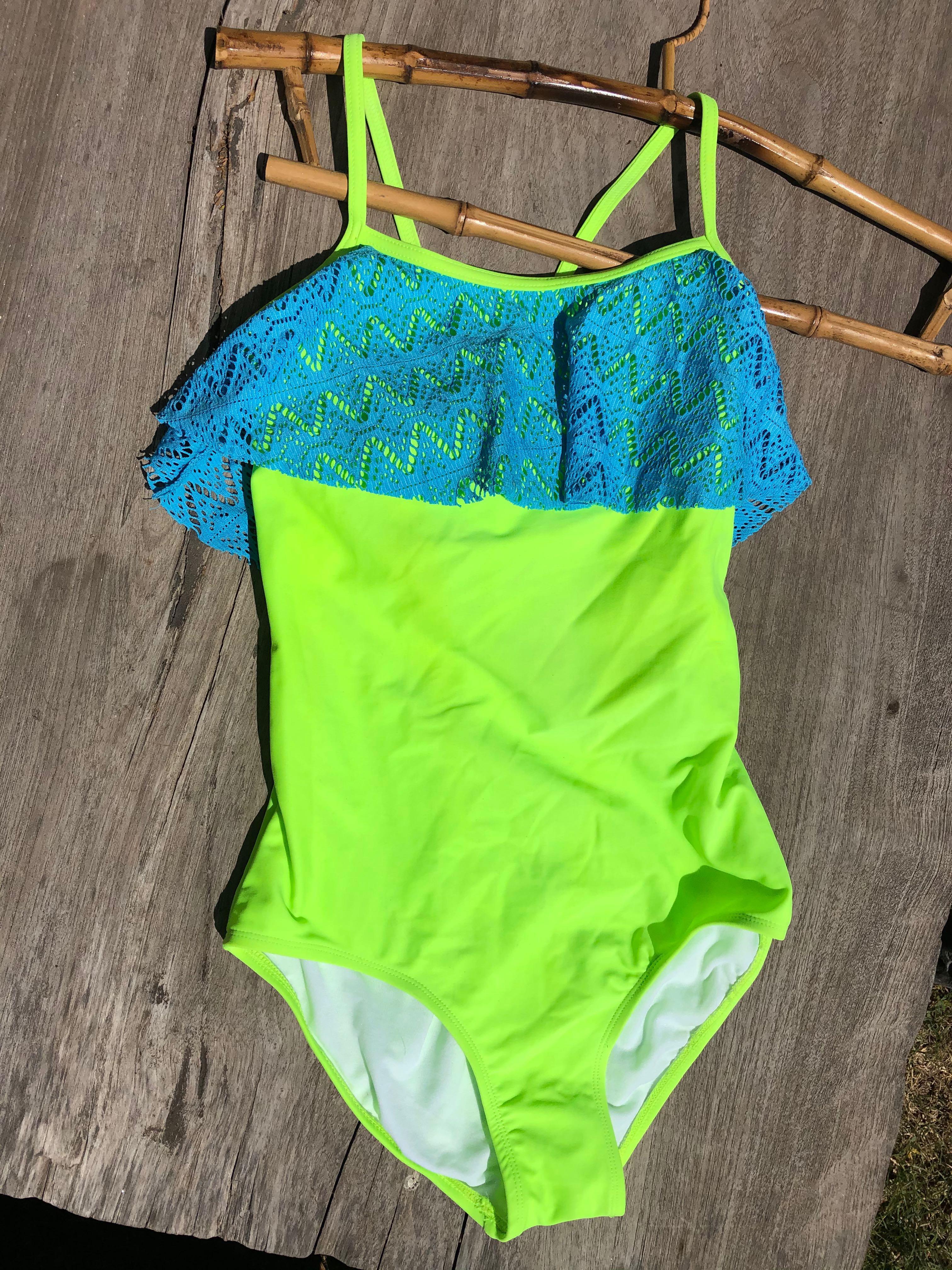 One piece Swimwear Swimsuit