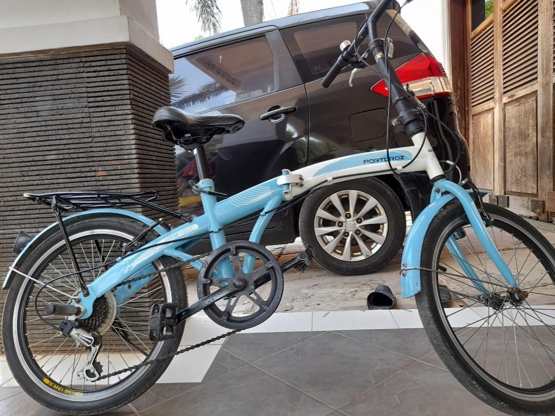 Sepeda lipat Genio Portoroz 20