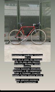 sepeda pinarello classic road bike
