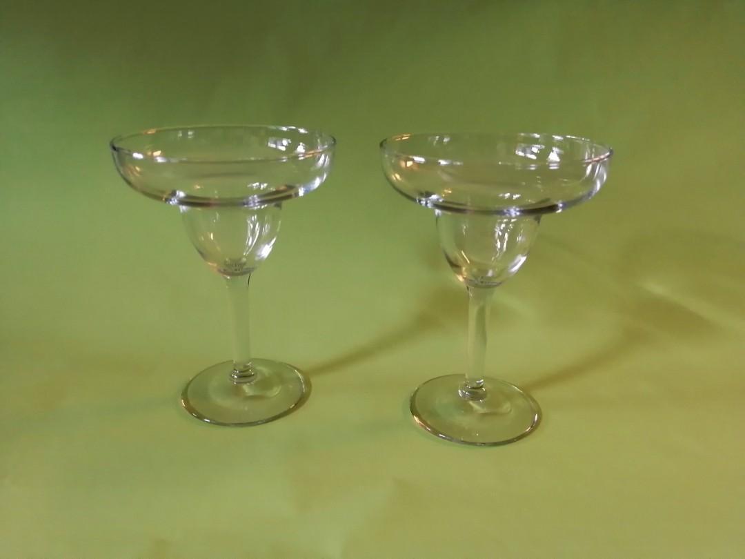 Set of Margherita glasses