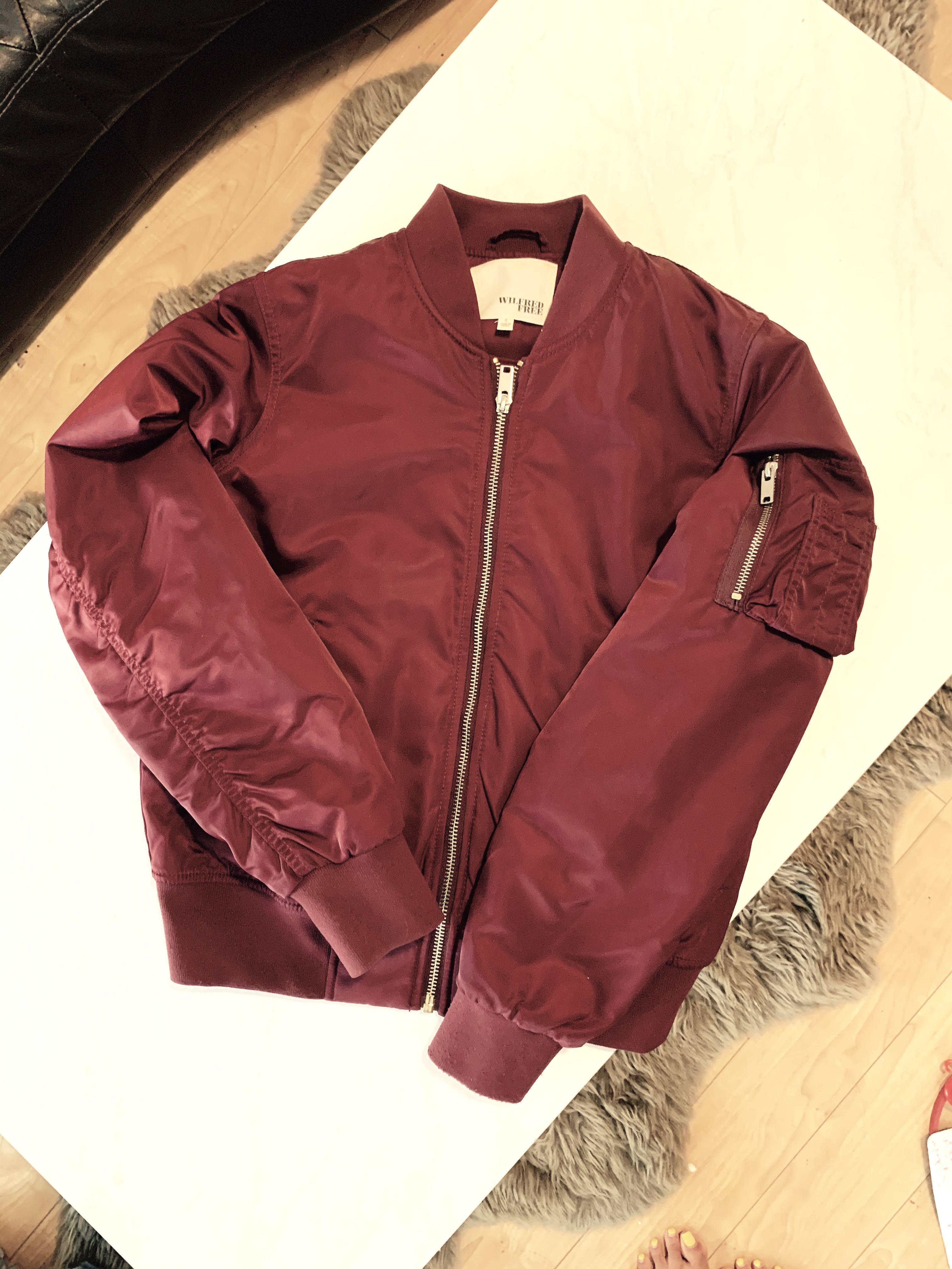 Wilfred - bomber jacket - size S