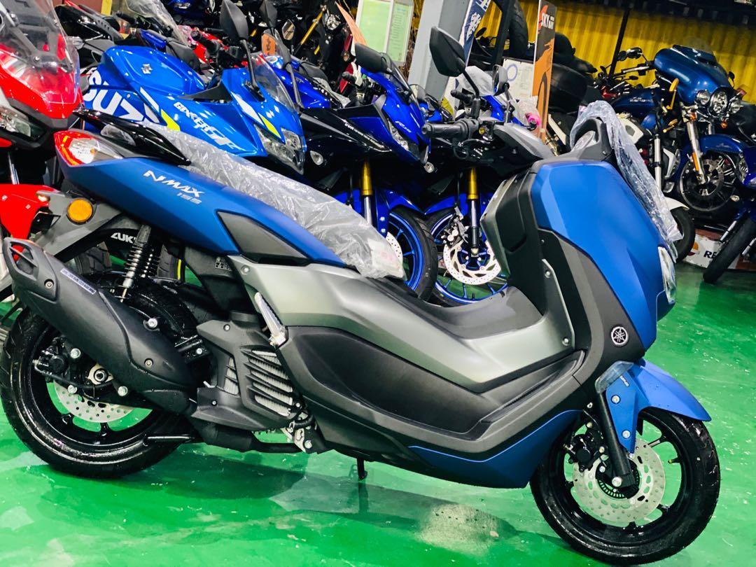 YAMAHA N-MAX155 ABS ⚡藍🛡          NEW 新 車  辦 理 ❣️ 指定天美重車服務