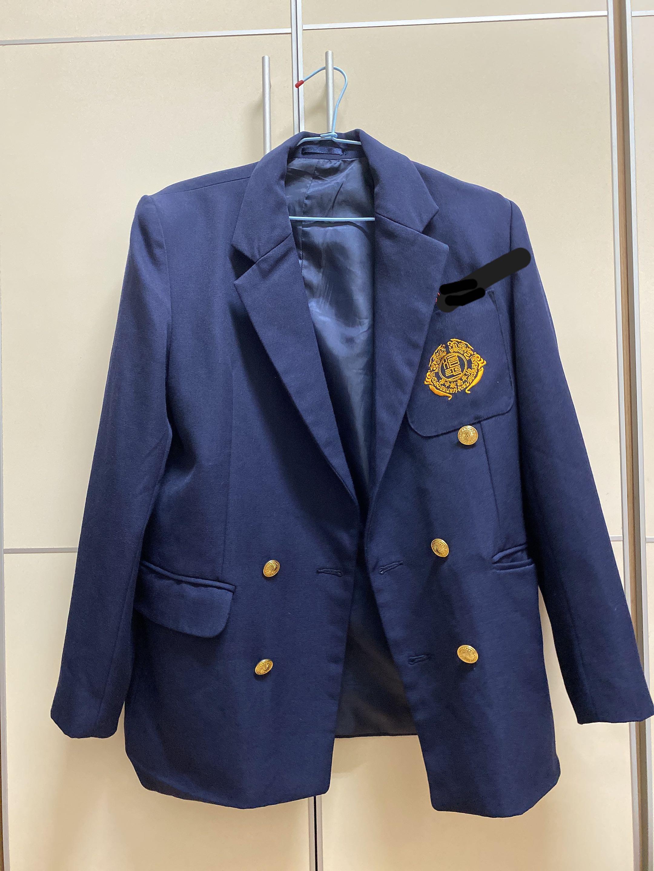 治平高中男生制服外套