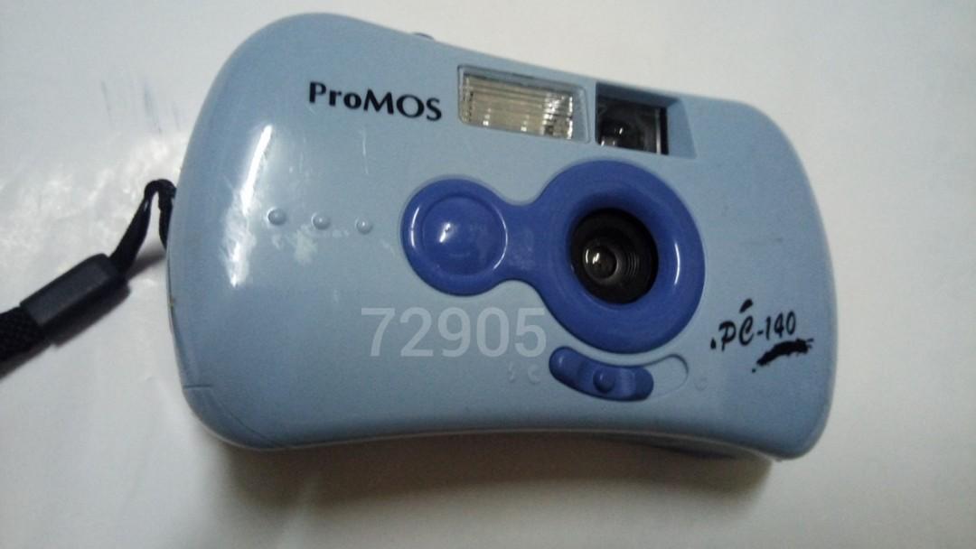 底片相機,古董相機,相機,攝影機—輕便型底片相機(功能正常,有閃光燈功能)