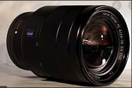 二手保固七日 9成5新 Sony FE 24-70mm F4 公司貨送保護鏡無盒子 Y2
