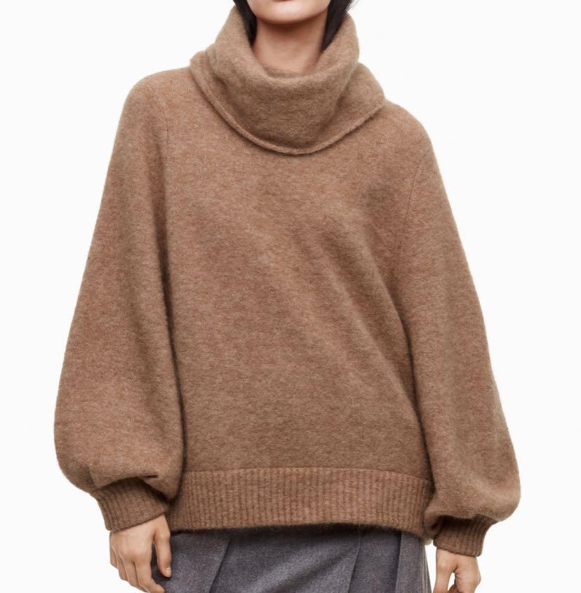 Aritzia Babaton Adachie Sweater