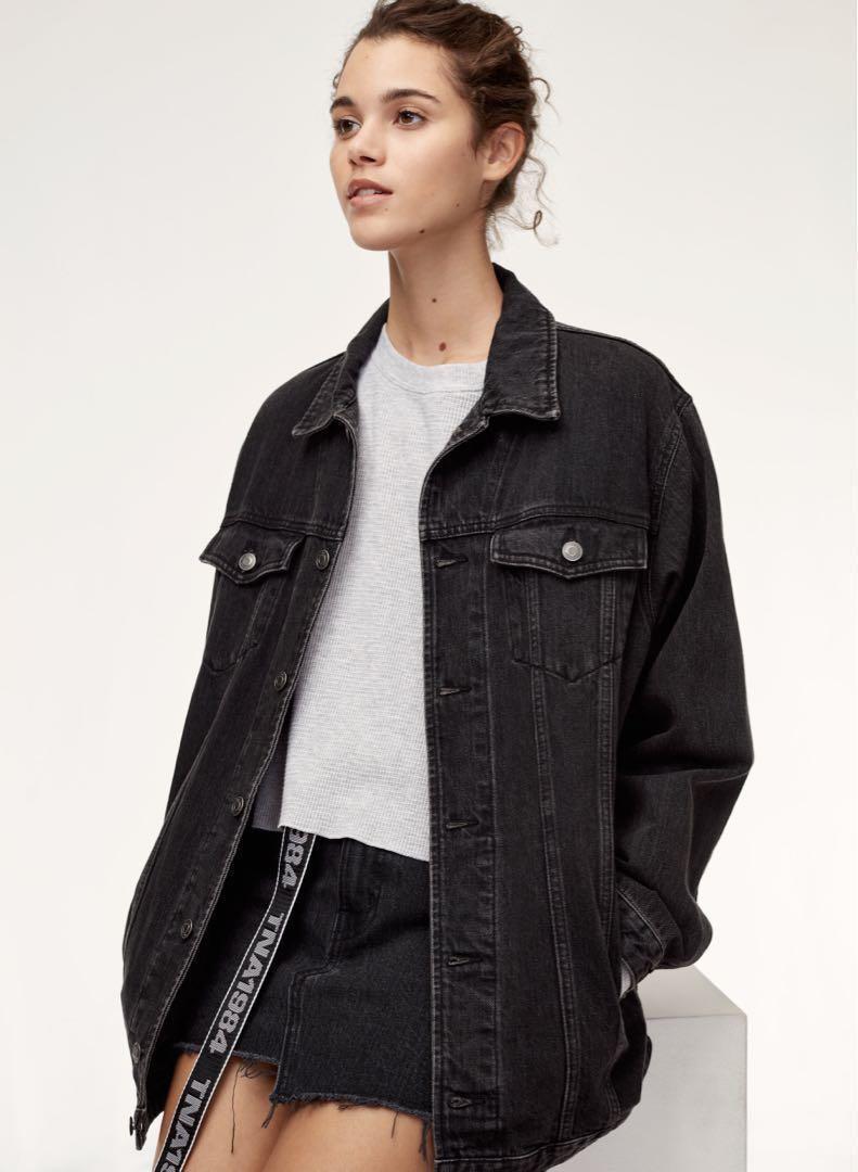 Aritzia king lake jacket size xs