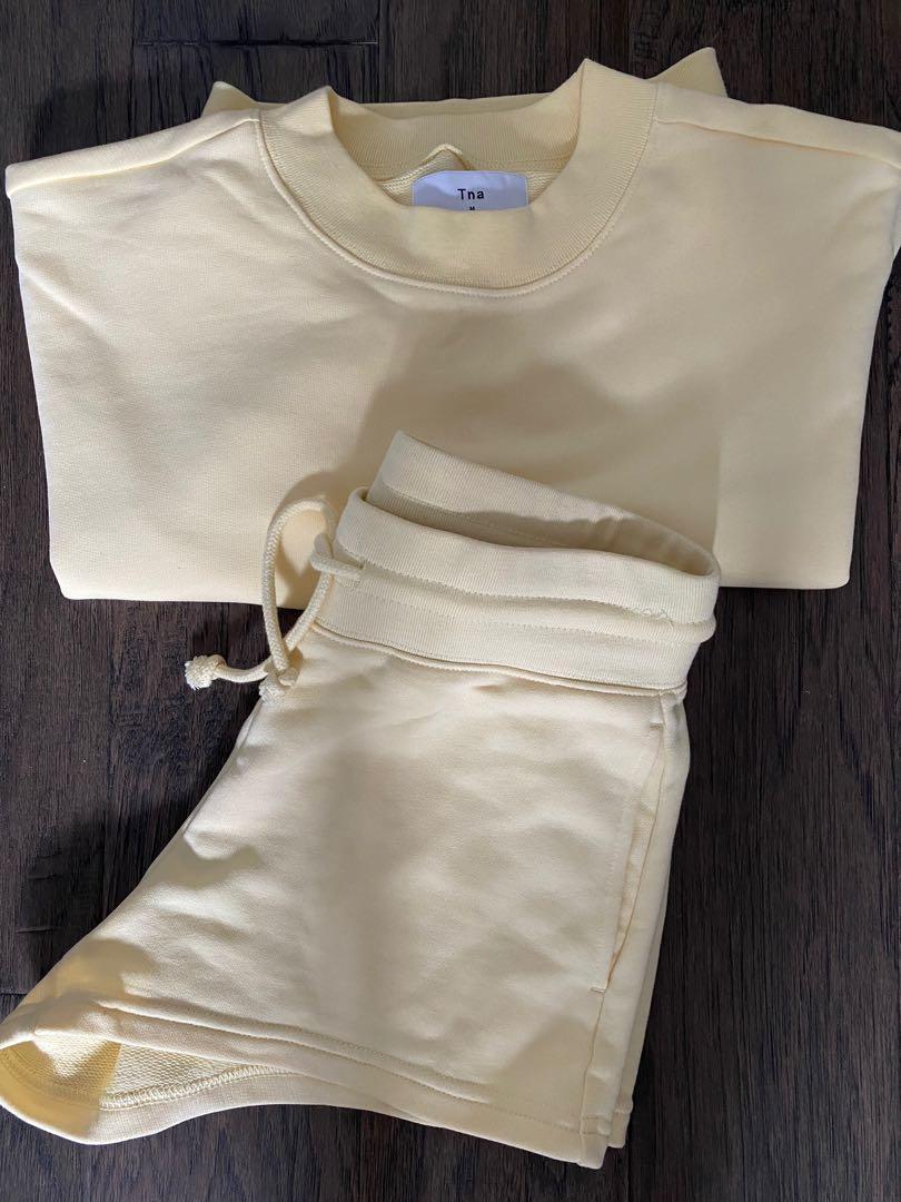 Aritzia TNA Loungewear Set