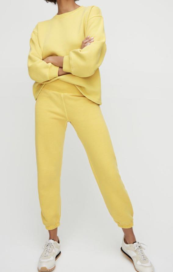 Aritzia Wilfred Free Tracksuit