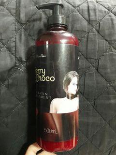 Berry Choco Hair Keratin Treatment (500 ml)
