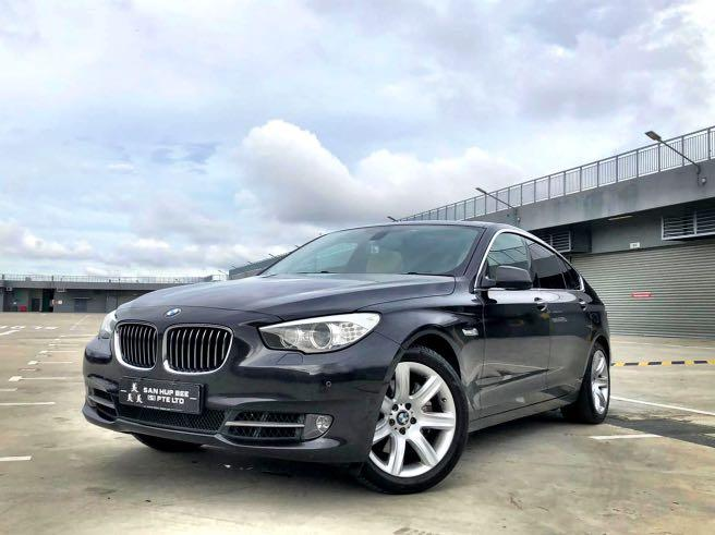 BMW 535i Gran Turismo 3.0 Auto