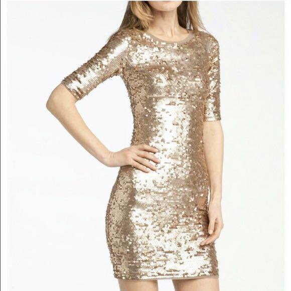 *BRAND NEW* BCBG Sequin Dress