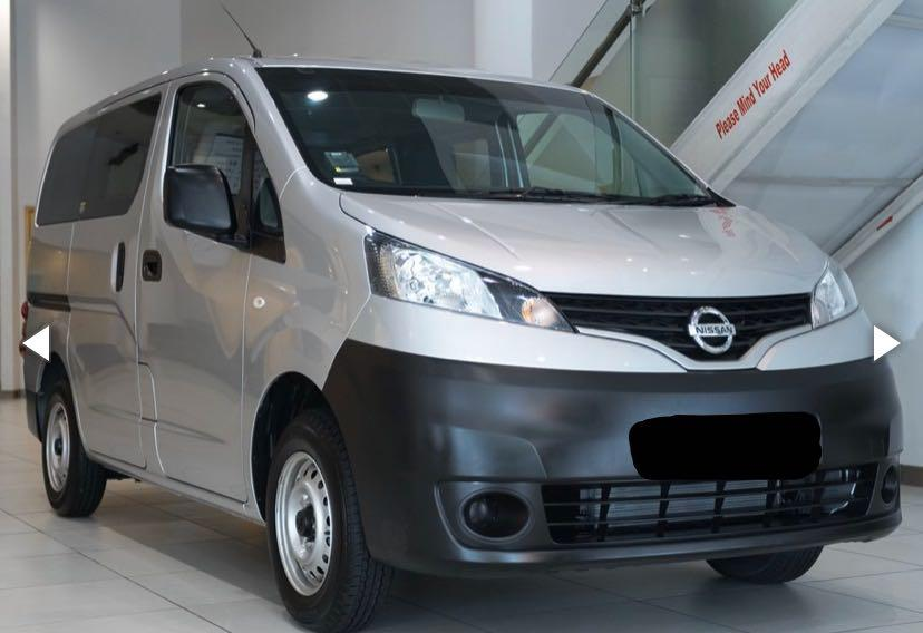 Brand New Nissan NV200 1.6 Auto