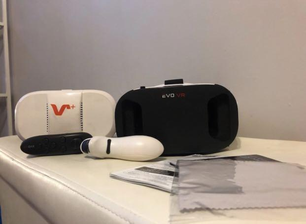 Brand new virtual reality VR goggles