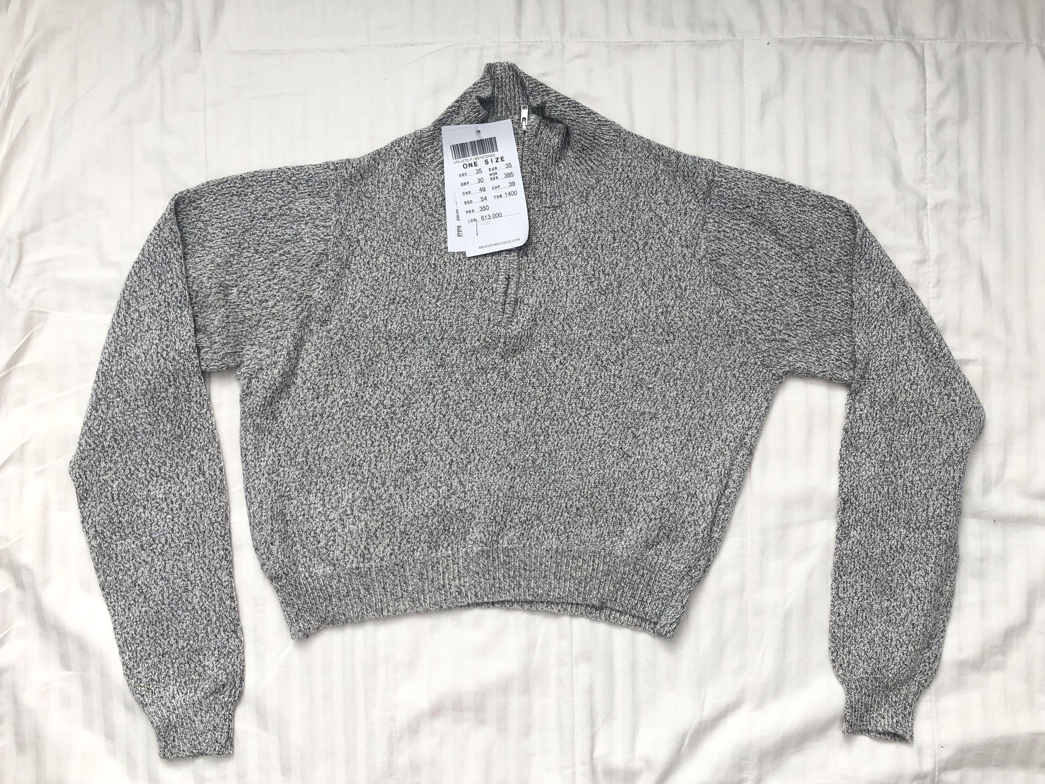 Brandy Melville Novella Sweater NWT