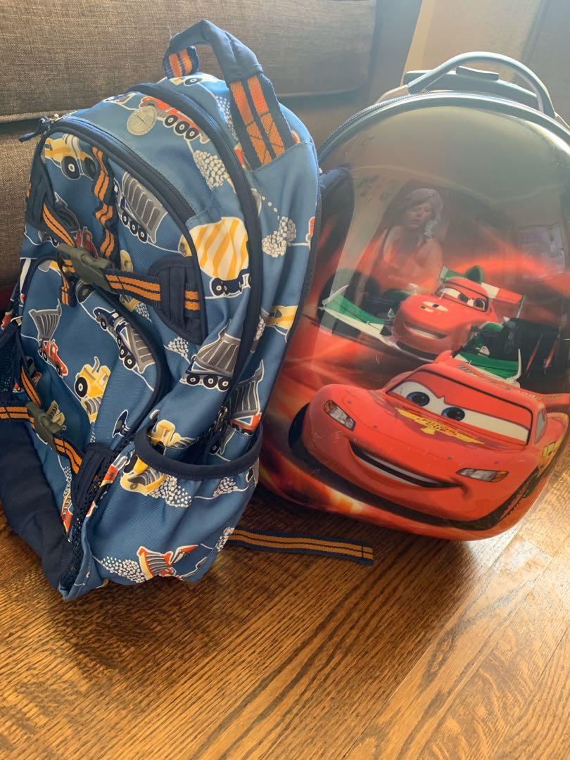 Car Themed Kids Carry-On Luggage from Heys