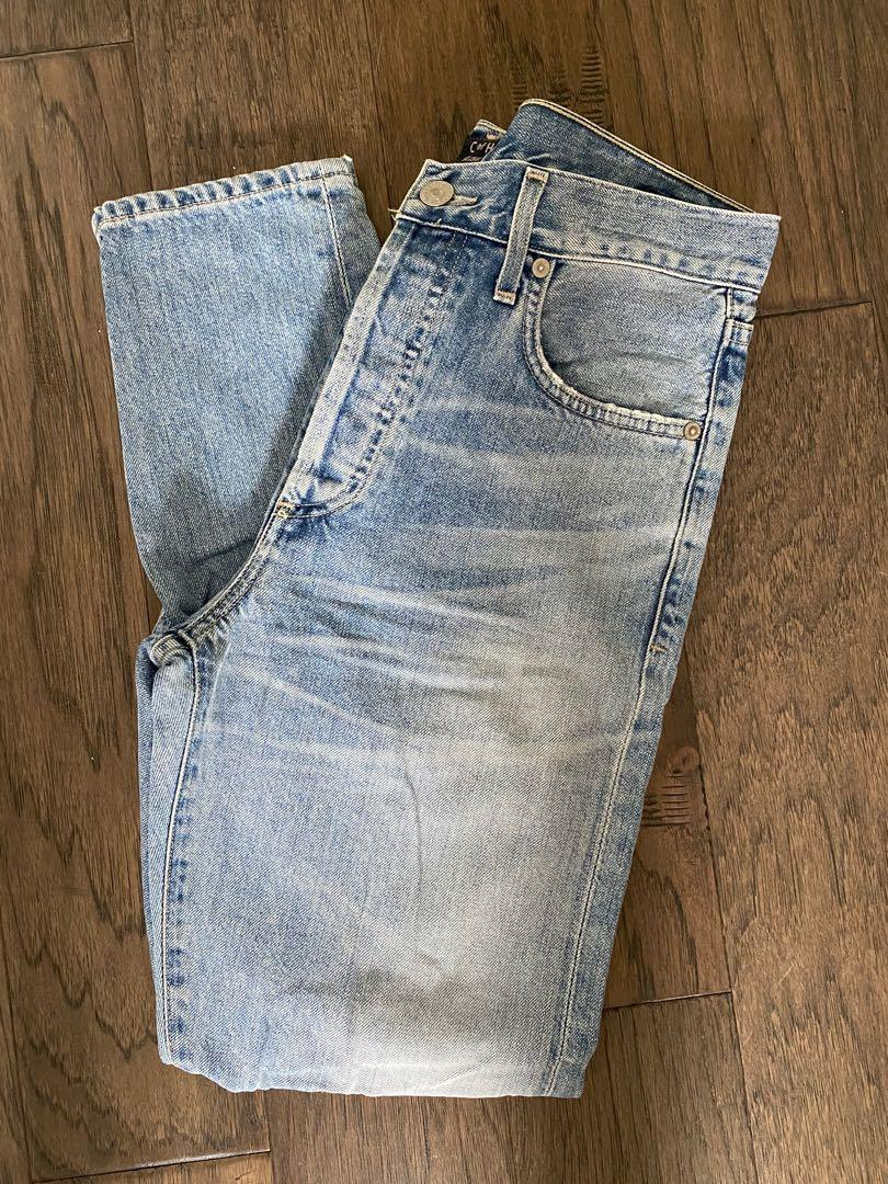 Citizens of Humanity Liya Light Denim Size 25