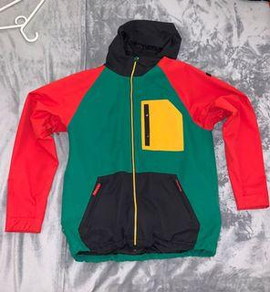 Colourful Outerwear Jacket