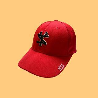 JCI:STUSSY 初代疊字全封棒球帽 APE / AWGE / A$AP / KAWS / NIKE