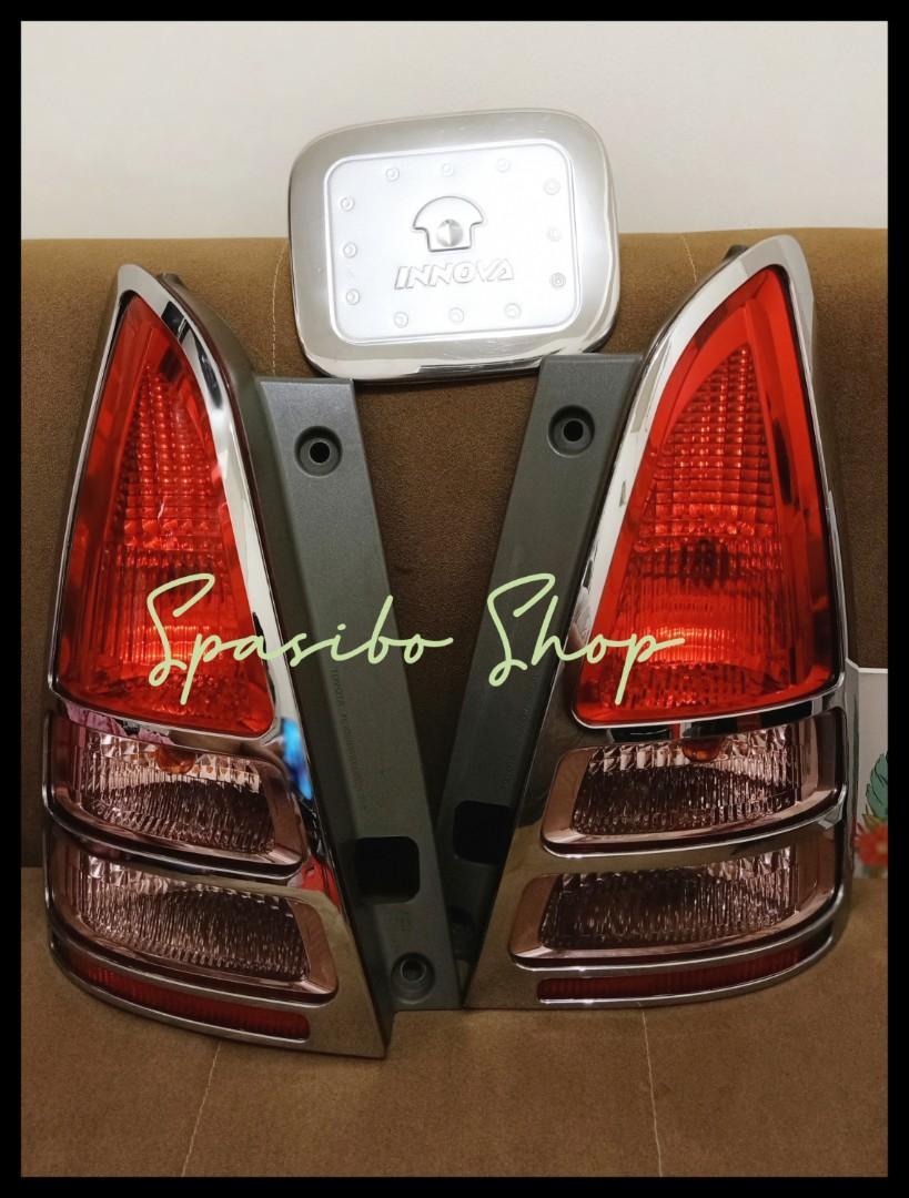 Lampu belakang  Toyota Inova kiri  kanan 2004-2007 sparepart accessories
