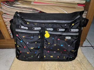 Lesportsac x mr men little miss limited edition everyday bag