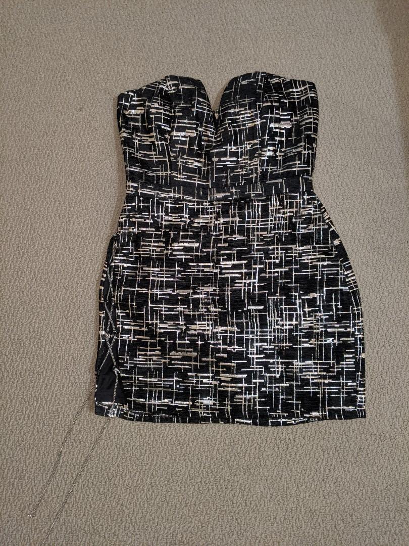 M Boutique dress (size S)