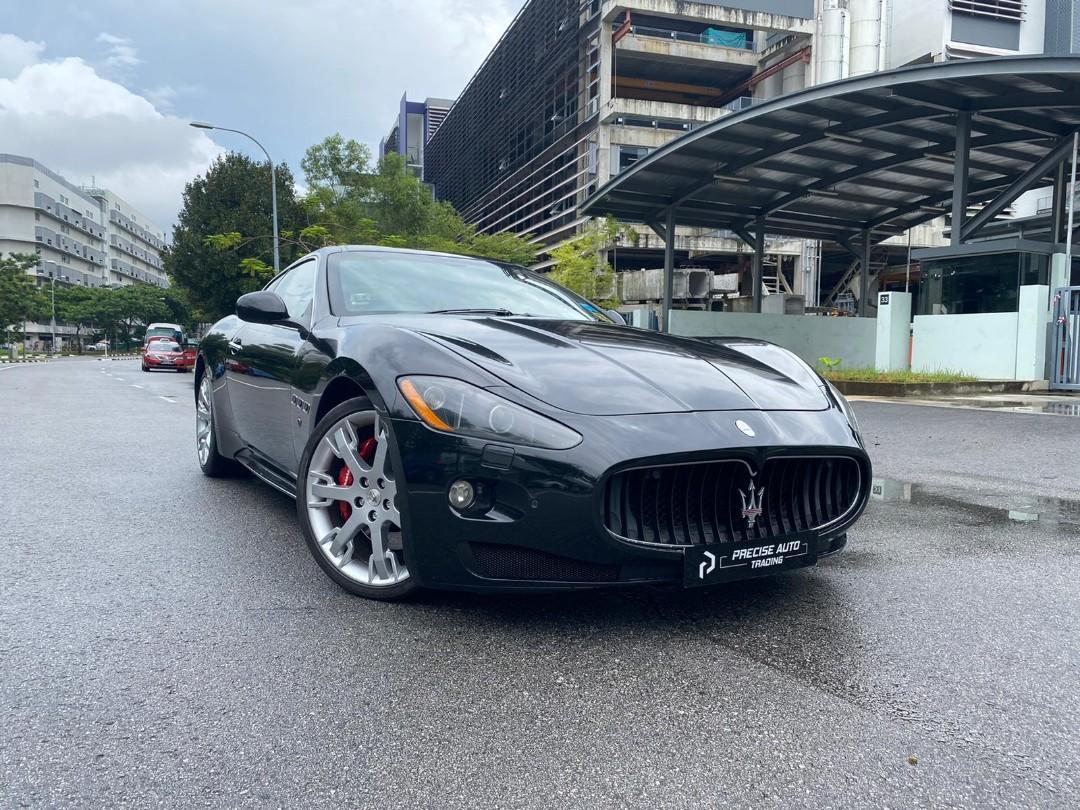 Maserati GranTurismo cambiocorsa 4.7 Auto