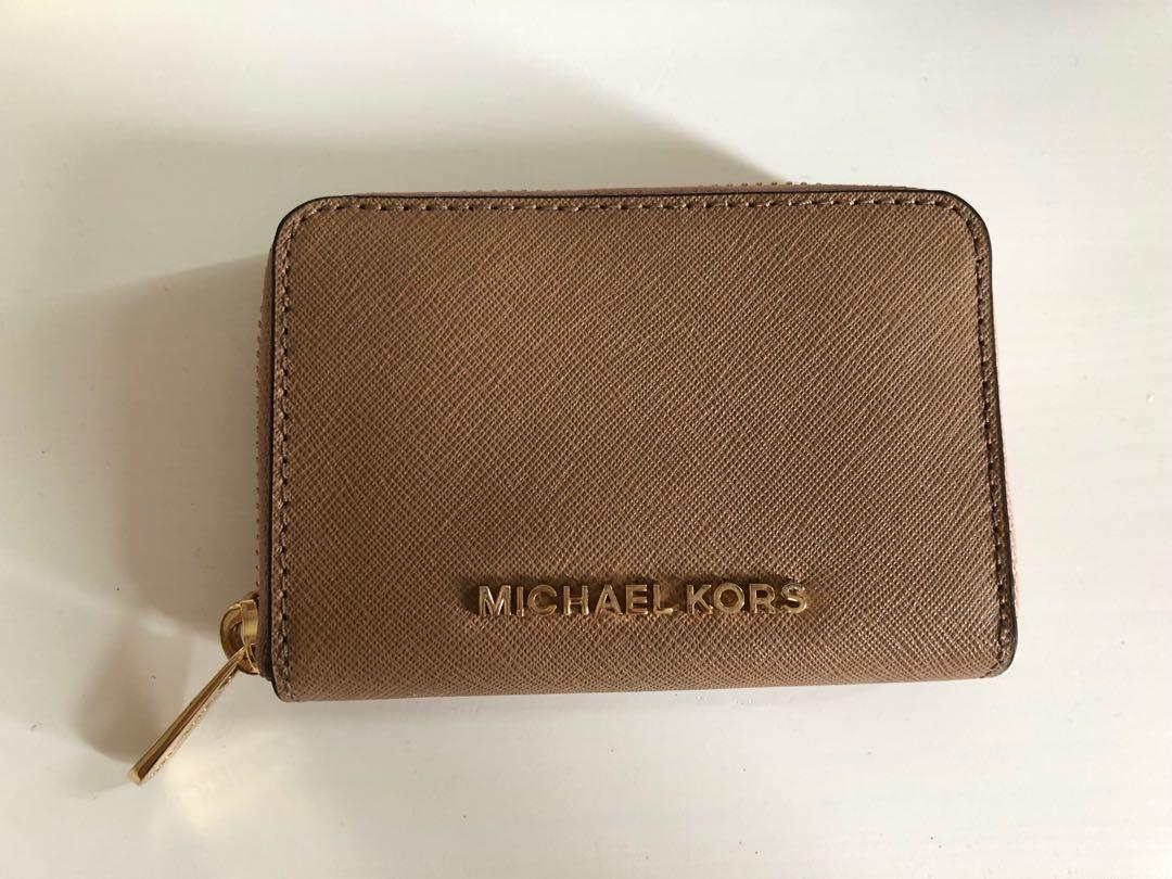 Michael Kors Small Zip Wallet
