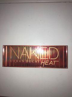 Naked Heat Palette