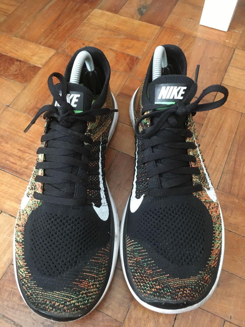 Nike Free 4.0 Flyknit Multicolor, Men's
