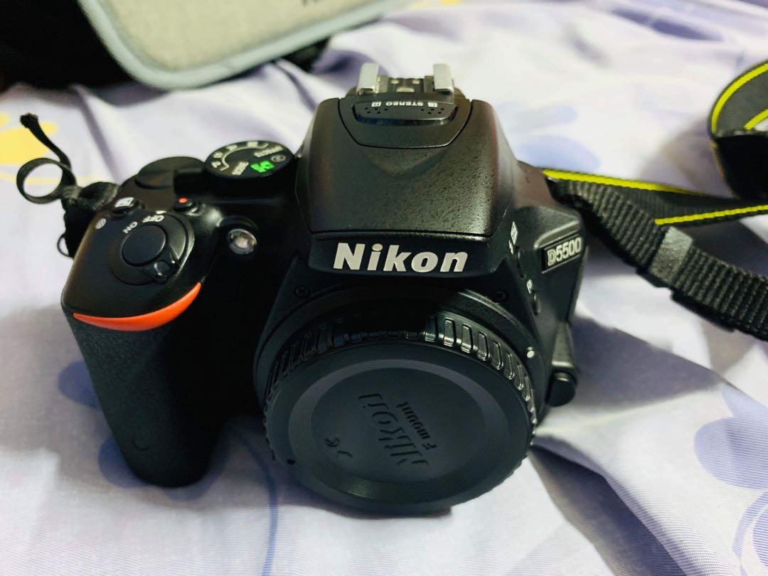 Nikon digital camera D5500 all in good condition no issue smooth