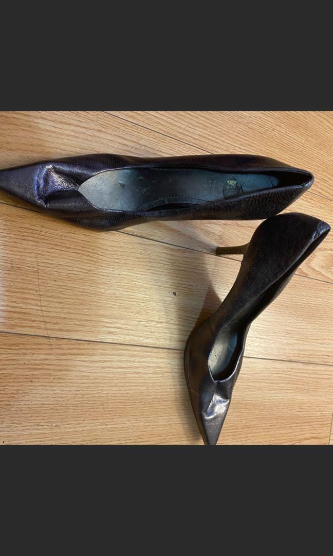 Nine West heel shoes size 10