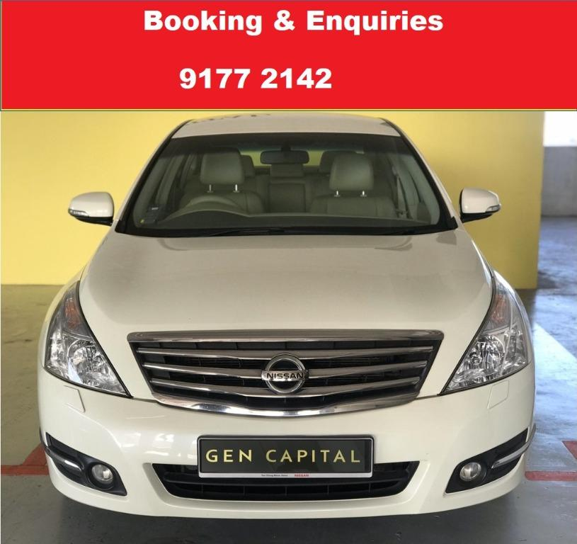 Nissan Sylphy. Cheap Car Rental. Promotion price for 1st month. $500 deposit only. Whatsapp 9177 2142 to reserve now