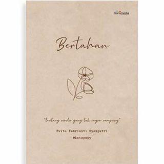 Novel Bertahan by Evita Febrianti