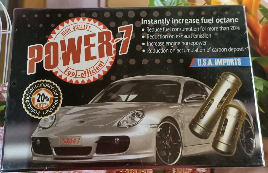 Power 7無敵省油王(沸石省油加速器) 節能省油利器