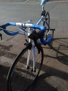 Primavera ,roadbike. 公路自行車 #giant #mosso #gusto #nike #jordan
