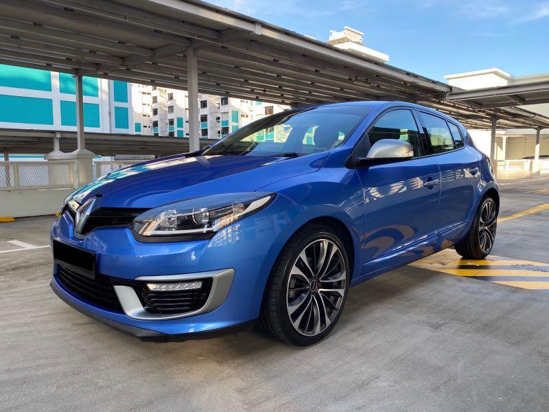 Renault Megane 1.5 GT-Line dCI (A)