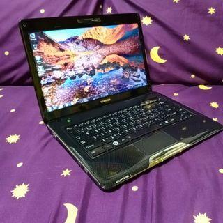 "Rush sale Toshiba 13.3"" laptop"